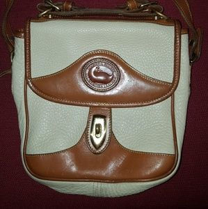 Dooney and Bourke vintage crossbody bag